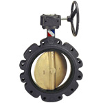 Ductile Iron Butterfly Valve,Lug Type,EPDM Liner