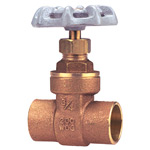Brass Gate Valve,Full Port