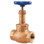 Bronze Globe Valves,Threaded Ends,EPDM Seat Disc