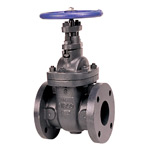 Flanged Cast Iron Gate Valve,Non-Rising Stem