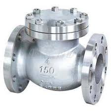 Cast Steel Flanged Swing Check Valves, ANSI class 150