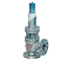 Full-open Safety Valves A40Y-16C